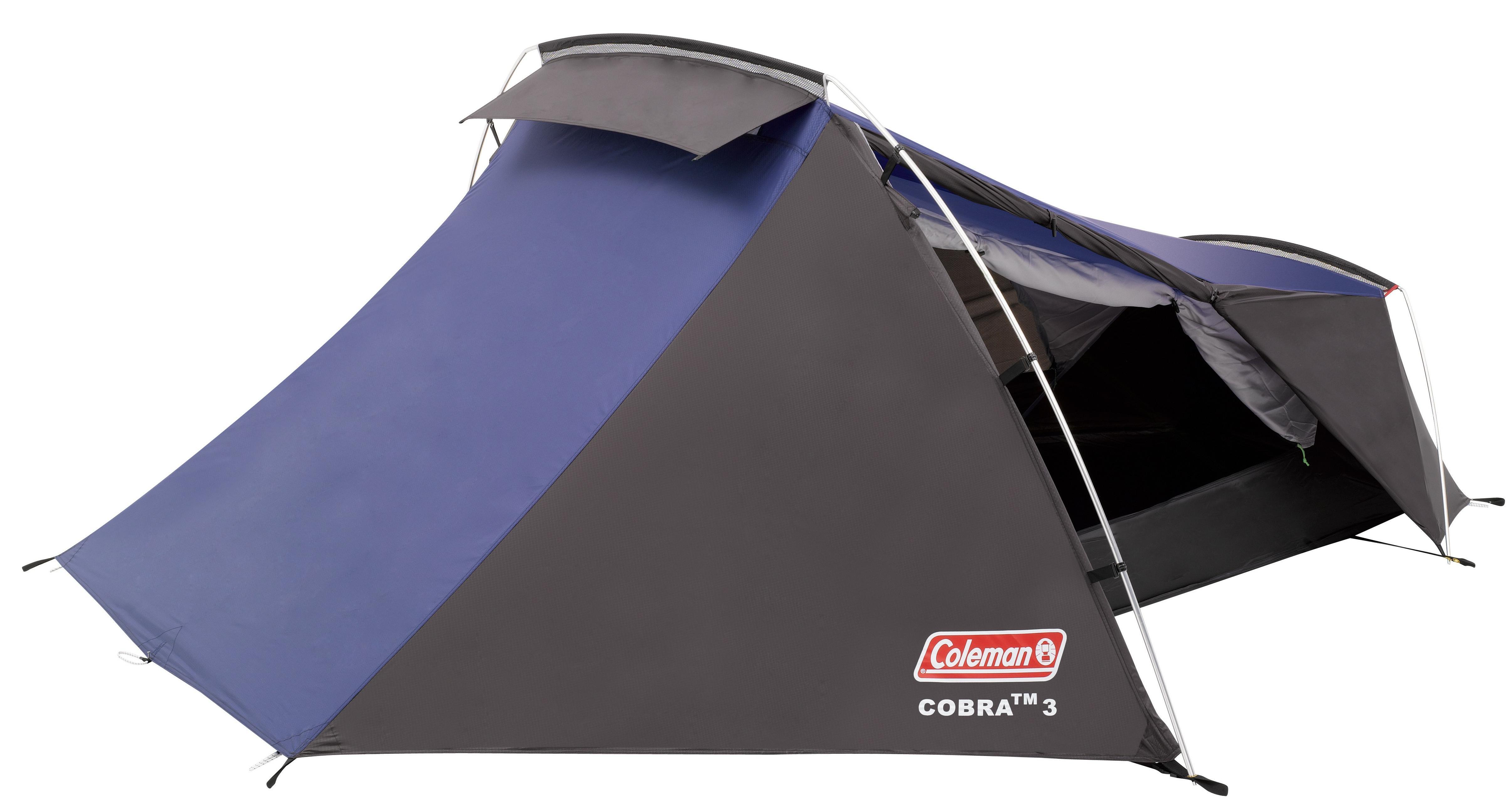 coleman cobra – tende da campeggio